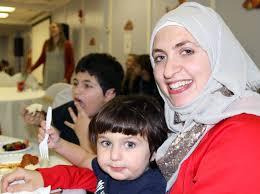 a refugee s thanksgiving pbs newshour