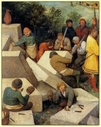 Pieter Bruegel Blind Leading The Blind The Parable Of The Blind Leading The Blind