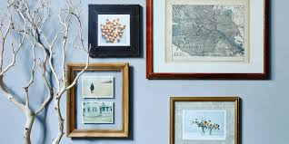 Ways To Frame Art That Are Actually Affordable HuffPost - Home interior frames