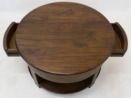 Wohnzimmer Tisch Couchtisch Wohnzimmertisch Tisch Im Kolonialstil Teakholz Massiv