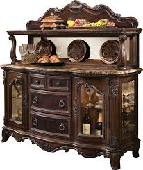 pulaski st raphael marble top server pf 642303 at homelement com