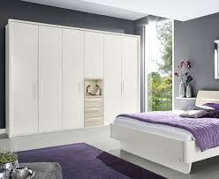 Schlafzimmerschrank Grau Loddenkemper Meo Kleiderschrank Hochglanz Front Möbel Letz Ihr