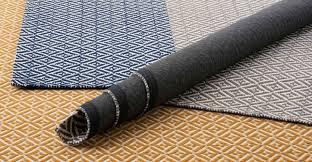 Flat Woven Runner Rugs Grey Runner Hallway Rug Wool Flatweave Geometric 66 X 200cm Mira