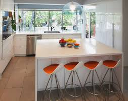 kitchen room fancy kitchen island stools with backs and 3 chairs