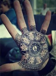 17 best palm tattoos images on ideas