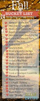 fall list 40 ways to your best autumn yet autumn