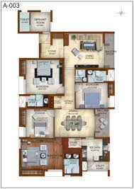floor plan arima