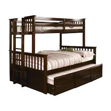 Bunk Bed With Desk And Trundle Bunk Beds With Trundle Footb Bed Plans And Drawers