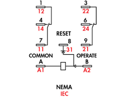 relay circuit diagram and working wiring diagram simonand