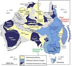 earth history what is the tectonic setting for the formation of