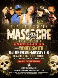 yandy smith halloween haunted yacht party tickets sat oct 28