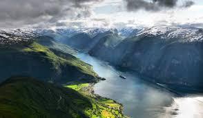 sognefjord norway u2013 norway u0027s longest and deepest fjord