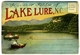 these 20 vintage postcards will give you serious nc nostalgia