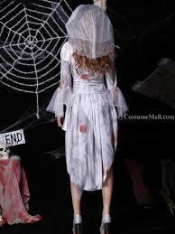bloody ghost bride cosplay halloween costume fancy costume mall