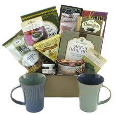 Coffee Gift Baskets Coffee Gift Baskets Gourmet Coffee Glitter Gift Baskets