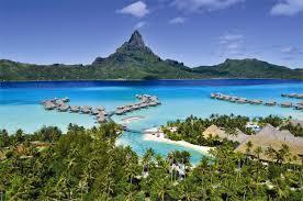 pacific island indulgence 4 nights fine travel