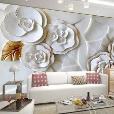 aliexpress com buy modern brief 3d wallpaper for living room