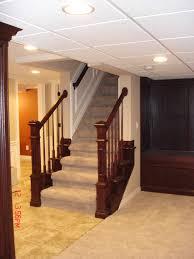 drop ceiling ideas basement basement rustic with home bar wood