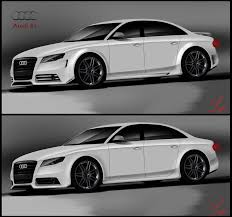 audi a4 tuner audi a4 tuning by ispydesign on deviantart