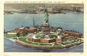 Pedestal Access To Statue Of Liberty New York Architecture Images Statue Of Liberty