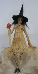 antique halloween flying witch background top 25 best witch dolls ideas on pinterest cloth doll making