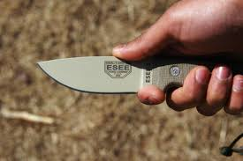 Esee Kitchen Knives by Initial Review Of Esee 3 Knife By Esee Knives Manual Of Man
