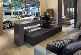 planika fireplaces planika fire line automatic modern other by
