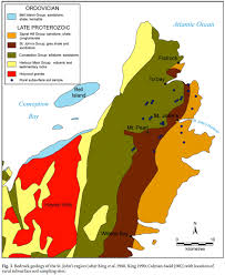 Newfoundland Canada Map by Urban Geochemical Hazard Mapping Of St John U0027s Newfoundland