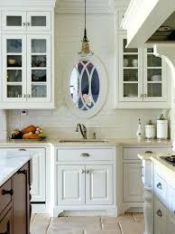 provincial kitchen ideas kitchen ideas mirror above kitchen sink mirror above sink