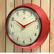 Home Decor Offers Wall Clocks Decor 2016 American Countryside Style Digital Silience