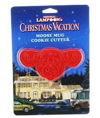 national lampoon u0027s christmas vacation plastic moose mug cookie