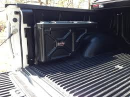 Ford Ranger Truck Tool Box - undercover swing out tool box ford f150 forum community of