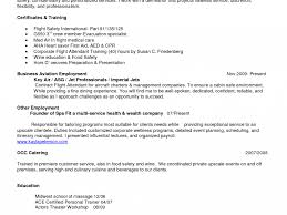 flight attendant sample resume flight attendant resume sample