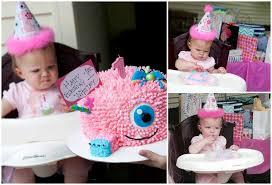 girls u0027 birthday party ideas monster theme pear tree blog