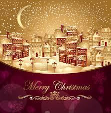santa claus greeting cards 4 free vector graphic