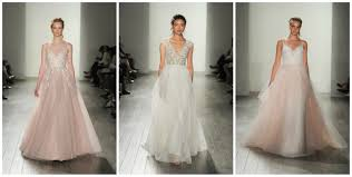 Hayley Paige Spring 2017 Wedding by Jlm Couture Debuts Spring 2017 Collections During New York Bridal