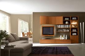 mensole color ciliegio parete attrezzata in ciliegio 602 napol arredamenti