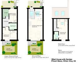 House Floorplans Bold Idea 4 Floor Plans Terraced House House Floor Plans Uk