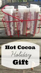Homemade Holiday Gifts by Cocoa Handmade Holiday Gift With Printable