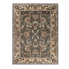 Green Area Rug 8x10 Excellent Drexel Heritage Opulance Tufted Olive Green Area