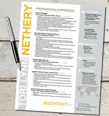 36 best resumes images on pinterest resume cv resume ideas and