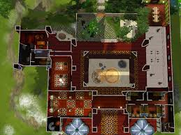 mod the sims monastery of oi dong