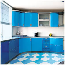 light blue kitchen cupboard doors 15 inspirational pictures of sky blue kitchens homes