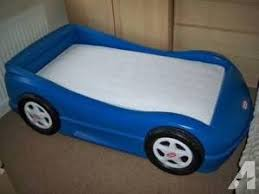 little tikes blue race car toddler bed classifieds buy u0026 sell