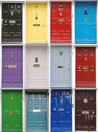 Exterior Door Colors Beautiful Painted Residential Front Doors With 30 Best Door Colors