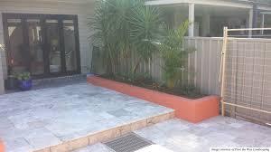 travertine patio pavers french pattern pavers