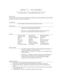 pca resume sample esthetician resume sample objective resume for your job application excellent esthetician resume sample with simple objective and list of education and skills