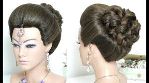 hairstyle bridal images high updo bridal hairstyle for long hair tutorial youtube