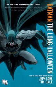 halloween city shop online amazon com batman the long halloween 9781401232597 jeph loeb