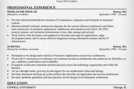 Enterprise Architect Resume Sample by Pin Architect Resume On Pinterest Architect Resume Pinterest